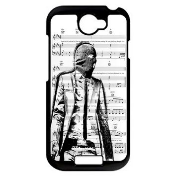 Twenty One Pilots Fan Art Tyler Joseph HTC One S Case