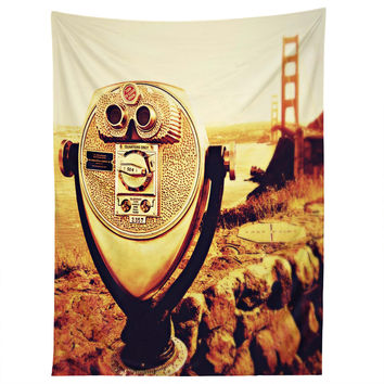 Shannon Clark Bridge View Tapestry