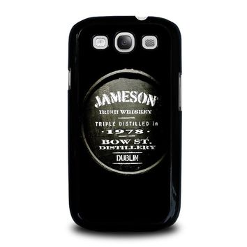 JAMESON WHISKEY Samsung Galaxy S3 Case Cover