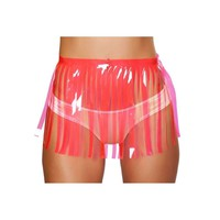 Roma Rave 3257 - Fringed Skirt