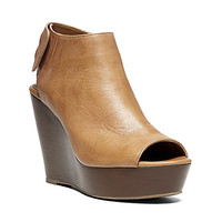 Steve Madden - BESTIEE COGNAC LEATHER