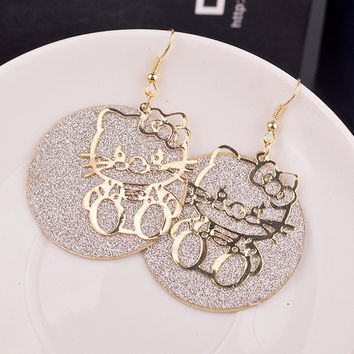 Cats Earrings [4915574340]