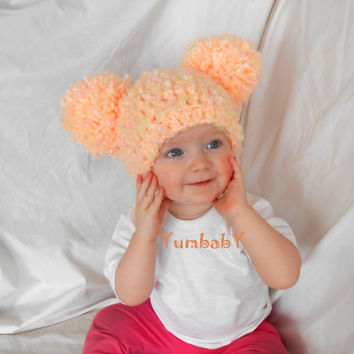 Easter Hat Baby Clothes Pom Pom Hats Spring Fashion