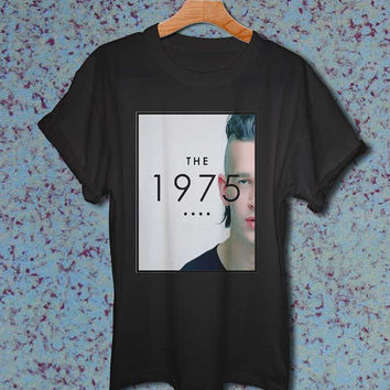 the 1975 band shirt t-shirt matt healy shirt t-shirt the 1975 shirt Unisex size shirt for men and women 3 colors