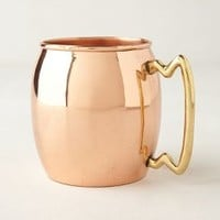 Moscow Mule Mug by Anthropologie Copper Mug Mugs