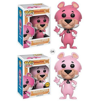 Hanna-Barbera Snagglepuss Pop! Vinyl Figure: we have a chase!