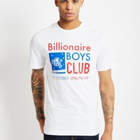 Billionaire Boys Club Processed T-Shirt White - Billionaire Boys Club - Brands at The Idle Man