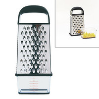 OXO Good Grips Box Grater in graters and slicers at Lakeland