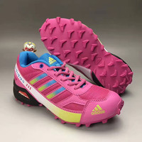 """Adidas"" Fashion Casual Multicolor Stitching Anti-skid Bottom Sneakers Women Running Shoes"
