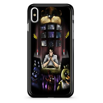 Five Nights At Freddy S 5 iPhone X Case