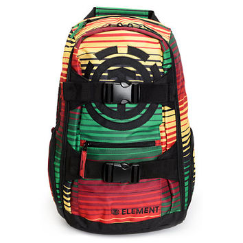 Element Mohave Century Rasta Laptop Backpack at Zumiez : PDP
