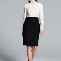 Wabi Sabi Boston Shirt & Skirt Combo Dress