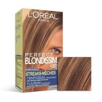 Buy L'Oreal Paris Perfect Blondissima Creme Bleach & Streaks Streak Online in Canada | Free Shipping