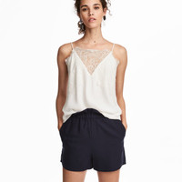H&M Satin Top $29.99