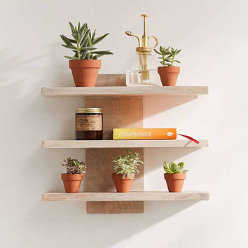 Tori Tri-Tier Shelf | Urban Outfitters