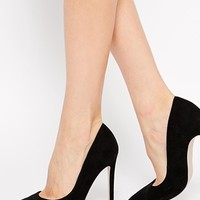 ASOS PREMIERE Pointed High Heels