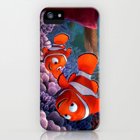 Nemo iPhone & iPod Case by Max Jones