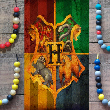 Harry Potter Mini Teething Necklace collection