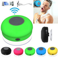 Portable Subwoofer Waterproof Shower Wireless Bluetooth Speaker