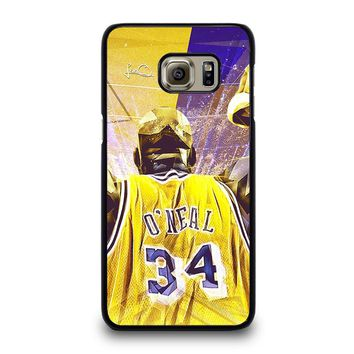 SHAQUILLE O'NEAL LA LAKERS Samsung Galaxy S6 Edge Plus Case Cover