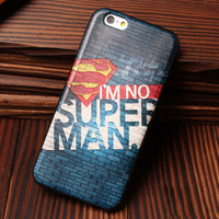 Heroes Series Spiderman Superman Captain America IronmanSoft Cases For Iphone 5/5S/6/6S