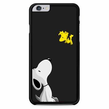 Snoopy And Woodstock iPhone 6 Plus / 6s Plus Case