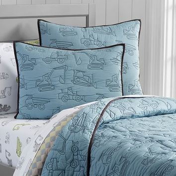 Braden Construction Quilted Bedding