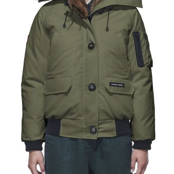 Canada Goose Chilliwack Bomber Women Coat| Best Deal Online