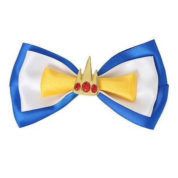 Licensed cool Adventure Time Finn & Jake ICE KING Cosplay Hair Bow Pin Clip Costume Dress-Up