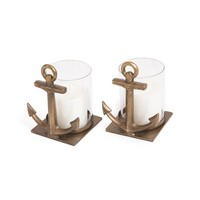 Pair of Castaway Votives (Set of 2)