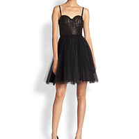 Alice + Olivia - Gia Bustier Dress