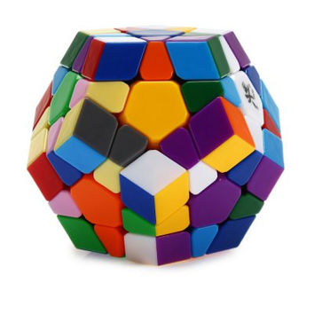Dodecahedron Puzzle IQ Cubed Brain Teaser Rubik