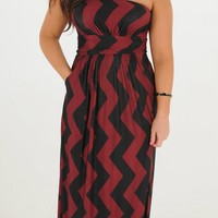 Over Analyzed Maxi Dress | Maxi Dresses | Kiki LaRue Boutique