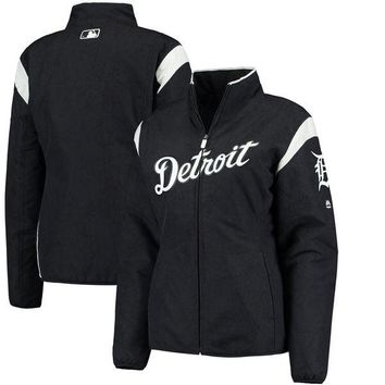 MLB Detroit Tigers Women's On-Field Thermal Jacket