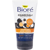 Bioré Charcoal Acne Scrub | Ulta Beauty