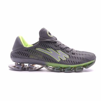 Joomra Brand Running Sport Shoes Sport Trainers Hollow Sole Big Size 48 Non-slip Bottom Net Surface Sneakers zapatos de hombre
