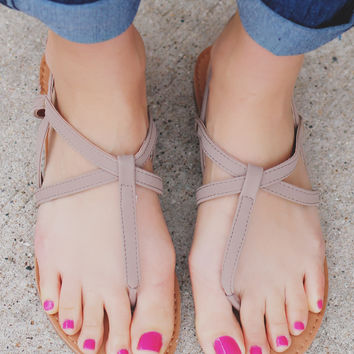 Out of Sight Sandal