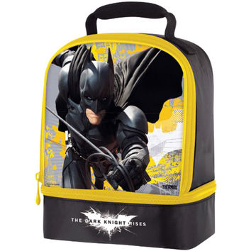 Thermos K32002006 Batman Movie Dual Soft Lunch Tote