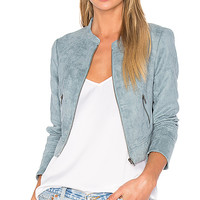 BCBGeneration Moto Jacket in Rock