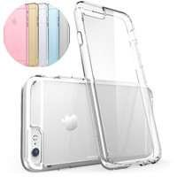 Cover Case Coque for iPhone 6 6S /Plus 7 7 Plus case Ultra Thin Soft TPU Gel Original Transparent Crystal Clear Silicon