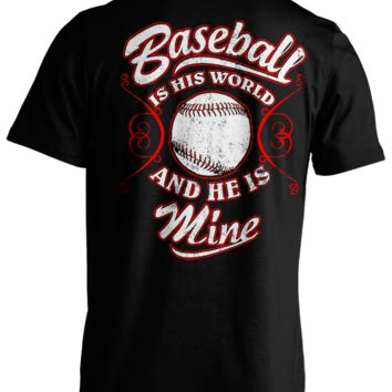He Is Mine - Baseball