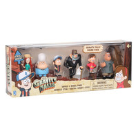 "Disney Gravity Falls 2"" Figure 6 Pack"