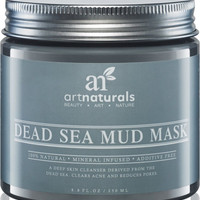 Art Naturals Dead Sea Mud Mask for Face & Body 8.8 oz 100% Natural and Organi...
