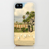 Beach Bums iPhone & iPod Case by RichCaspian