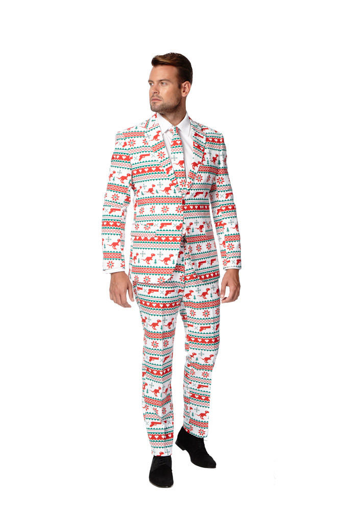 the og kringle ugly christmas sweater suit - Christmas Sweater Suit