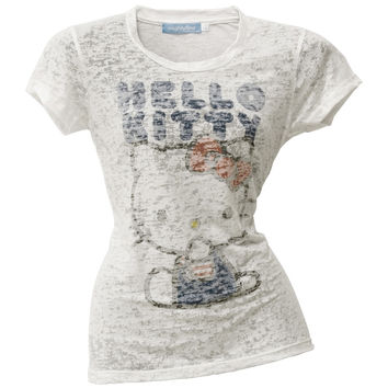 Hello Kitty - Everybody Loves Juniors T-Shirt