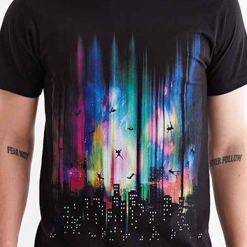 Design By Humans Feel Without Gravity Tee