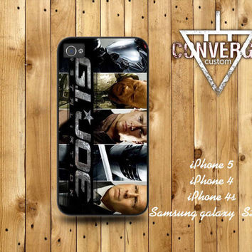 G.I Joe Retaliation  Handmade Case for Iphone 4/4s,Iphone5 Case,Samsung Galaxy s2,s3