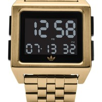 adidas Archive Digital Bracelet Watch, 36mm | Nordstrom