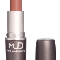 Mud Sheer Rose Clay Lipstick with LA Fresh Makeup Remover